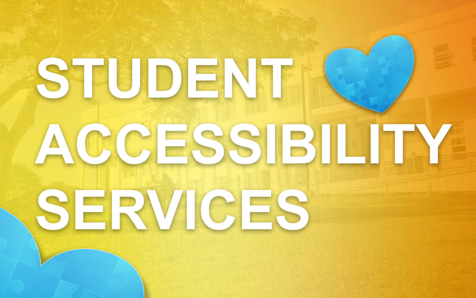 welcome - student accessability services
