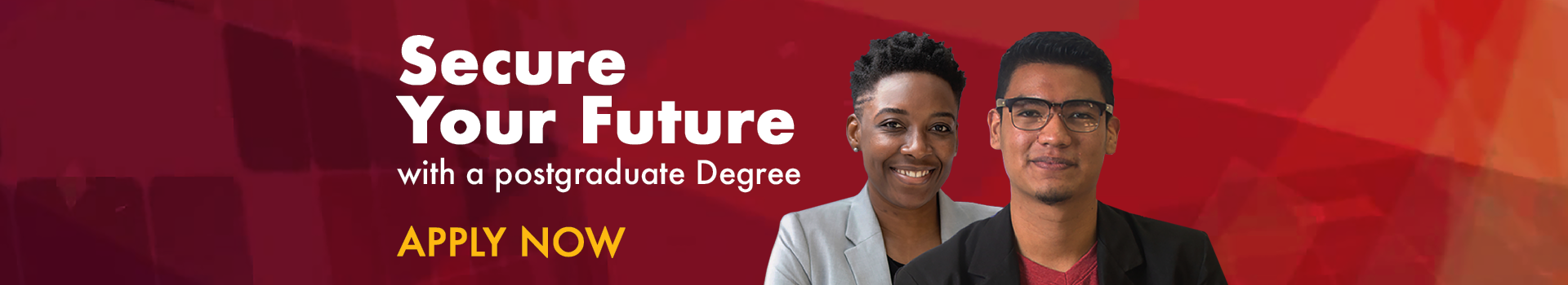 Secure Your Future Postgraduate